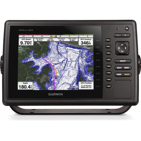 جی پی اس دریایی گارمین مدل GARMIN GPSMAP 820