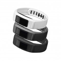 GARMIN Neutral , Black , Slate , White , Large vívofit® 2 Bands