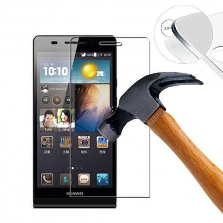 محافظ صفحه نمایش شیشه ای Huawei Ascend P6