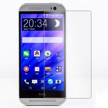 محافظ صفحه نمایش شیشه ای HTC One M9
