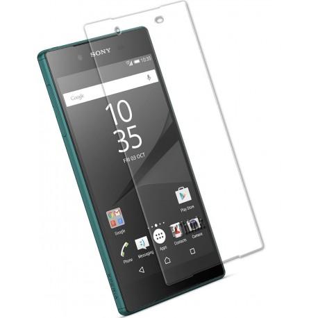محافظ صفحه نمایش شیشه ای Sony Xperia Z5