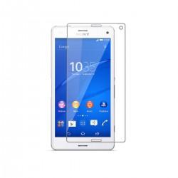 محافظ صفحه نمایش شیشه ای Sony Xperia Z3 Compact