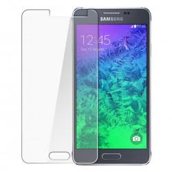 محافظ صفحه نمایش شیشه ای Samsung Galaxy Alpha G850F