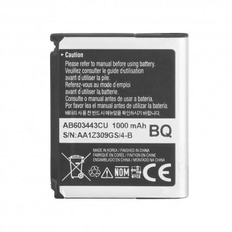 باطری اصلی SAMSUNG  S5230 Star, AB603443CU