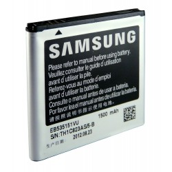 باطری اصلی SAMSUNG Galaxy S Advance I9070, EB535151VU