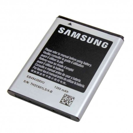 باطری اصلی SAMSUNG Galaxy Gio S5660, EB494358VU