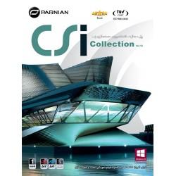 مجموعه نرم افزارهای مهندسی عمران CSi Collection , Ver.16