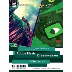 نرم افزار قدرتمند ساخت انیمیشن 2 بعدی , Flash & Dreamweaver Collection Ver.1