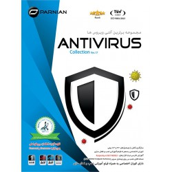 مجموعه برترین آنتی ویروس ها , Antivirus Collection Ver.17