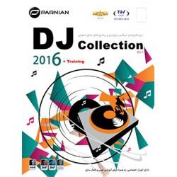 نرم افزارهای میکس، ویرایش و پخش فایل های صوتی , DJ Collection 2016 & Training Ver.1