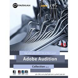 تدوین حرفه ای صدا و افکت های صوتی نمونه Adobe Audition Collection Ver.1