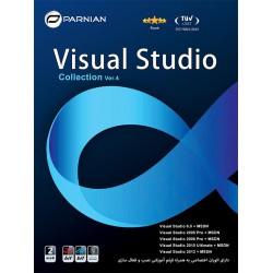 مجموعه زبان های برنامه نویسی ویژوال استودیو , Visual Studio Collection Ver.3
