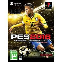 فوتبال حرفه ای 2016 نسخه PS2 , PES 2016