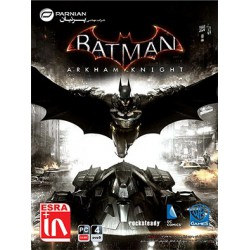 بازی بتمن شوالیه آرخام ,Batman Arkham Knight