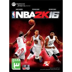 بازی بسکتبال حرفه ای 16 , NBA 2K16