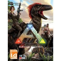 بازی اکشن ، ماجرایی ، نقش آفرینی , Ark Survival Evolved