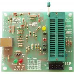 پروگرامر USB میکروکنترلرهای AVR سری Mega , Tiny مدل STK500