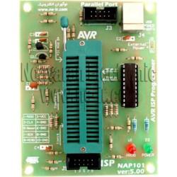 پروگرامر پارالل میکروکنترلرهای AVR سری Mega , Tiny مدل STK300