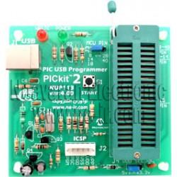 پروگرامر و خطایاب USB میکروکنترلرهای PIC مدل PICKIT2