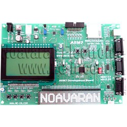 برد آموزشی میکروکنترلر (ARM7-S) AT91SAM7S256
