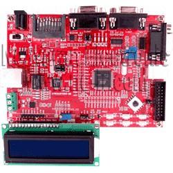 برد آموزشی میکروکنترلر ARM7-X (AT91SAM7X256)