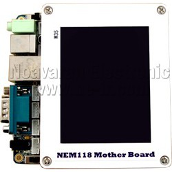 مادربرد و برد آموزشی پروسسور (ARM9 (S3C2440 مدل NEM118