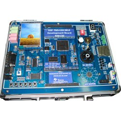 برد آموزشی پروسسورهای DSP سری (TMS320F2812 (C2000 مدل NSK132