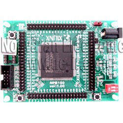 برد پروژه (FPGA Project Board XC3S400) PQ208  مدل NPB150