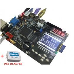 برد آموزشی FPGA های (EP2C8Q208) ALTERA Cyclone ll مدل NSK144