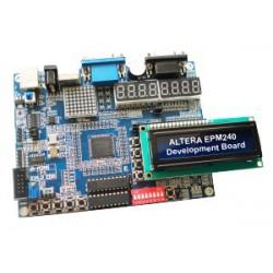 برد آموزشی CPLD های (EPM240T100)ALTERA MAX ll  مدل NSK145