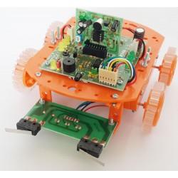 کیت آموزشی چهار ربات با کنترلر آنالوگ مدل NLM146
