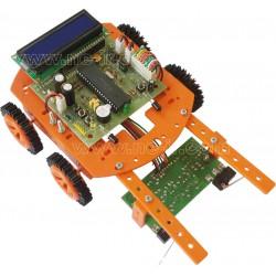 بسته آموزشی پنج ربات با میکروکنترلر PIC 16F877A