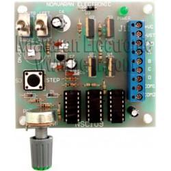 برد کنترل موتور پله ای (استپر موتور) مدل NSC109