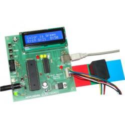 برد تشخیص رنگ متوسط مدل NCS450