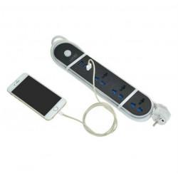 محافظ الکترونیکی و سیم سیار LDNIO