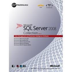 مجموعه نرم افزارهای پایگاه داده SQL Server 2008 Collection _ Ver.2