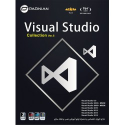 مجموعه زبان های برنامه نویسی ویژوال استودیو Visual Studio Collection _ Ver.5