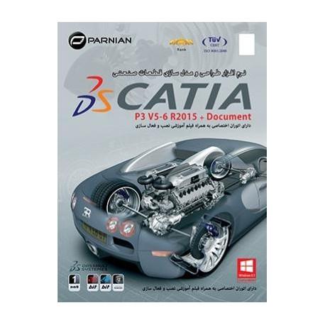 CATIA P3 V5-6R2015