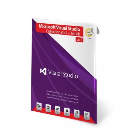 Microsoft Visual Studio Collection + Telerik Vol 1