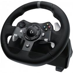 فرمان بازي لاجيتک مدل Logitech G920 Driving Force Racing Wheel