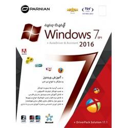 Windows 7 SP1 + AutoDriver & Assistant 2016