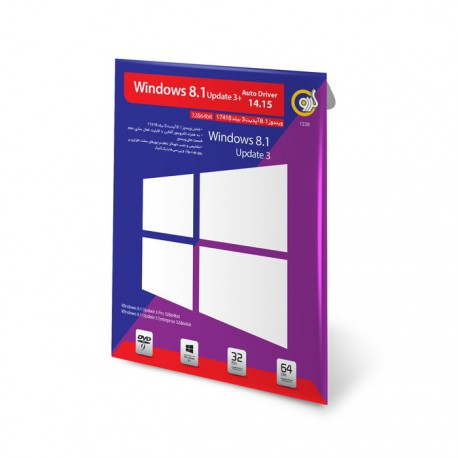 Windows 8.1 Update 3 + Auto Driver 14.15