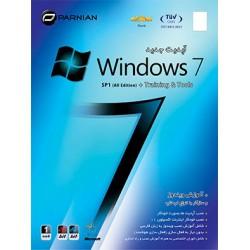 Windows 7 SP1 + Training & Tools ,DVD9
