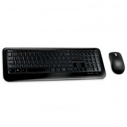 کیبورد و ماوس بیسیم مایکروسافت مدل Microsoft Wireless Desktop 850 Keyboard and Mouse