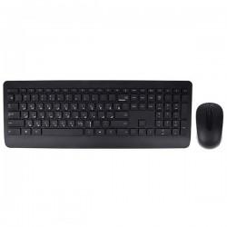 کيبورد و ماوس مايکروسافت مدل Wireless 900 با حروف فارسي Microsoft Wireless 900 Keyboard and Mouse With Persian Letters