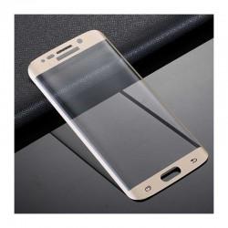 محافظ صفحه نمایش شیشه ای  Samsung Galaxy S6 Edge 3D Curve