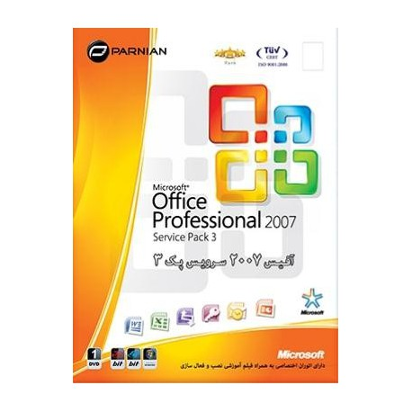 Office 2007 SP3 + Tools