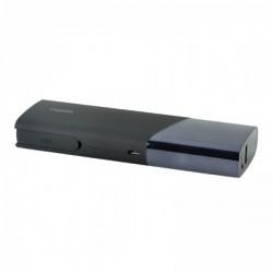 شارژر همراه رپو مدل Rapoo P500 10400mAh Powerbank با ظرفيت 10400 ميلي آمپر ساعت