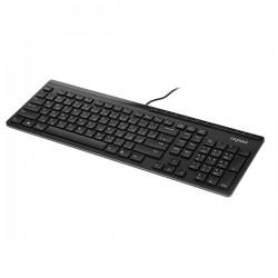 کيبورد رپو مدل Rapoo N7000 Keyboard With Persian Letters با حروف فارسي