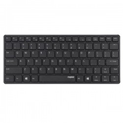 کيبورد بيسيم رپو مدل Rapoo E6350 Keyboard with Persian Letters با حروف فارسي